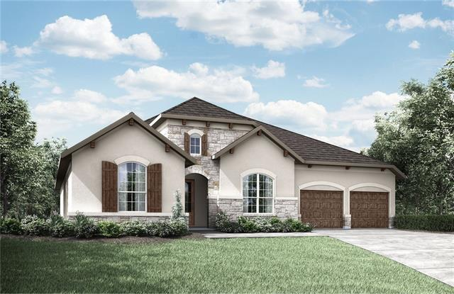 Photo of home for sale at 1009 Legacy XING, Georgetown TX