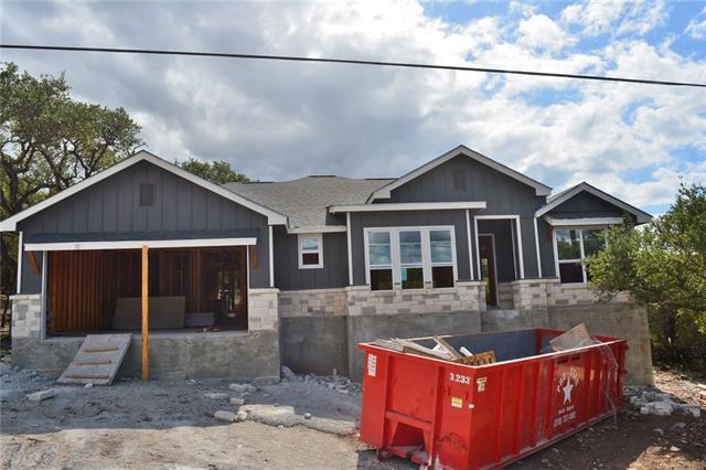 Photo of home for sale at 151 Flint Circle DR, Canyon Lake TX