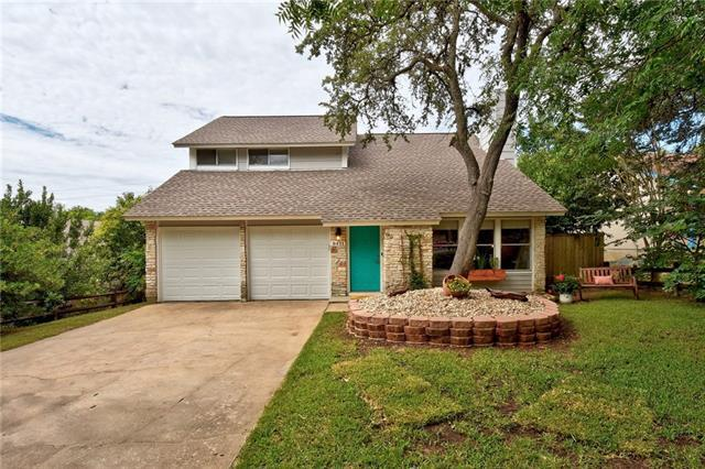 Photo of home for sale at 8411 Fenton DR, Austin TX
