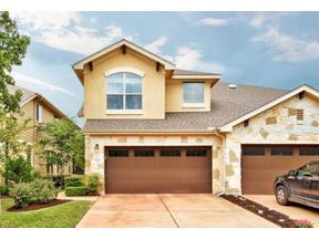 Property for sale at 9520  Solana Vista Loop  #A, Austin,  Texas 78750
