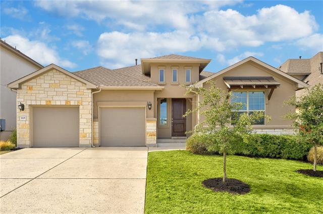 Photo of home for sale at 925 Feather Reed DR, Leander TX