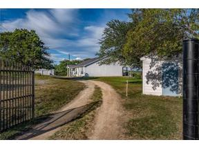 Property for sale at 3304  Crawford Rd, Spicewood,  Texas 78669