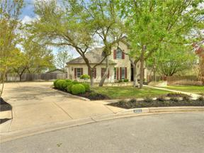Property for sale at 4105 Colina Cove, Round Rock,  Texas 78681