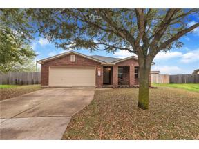 Property for sale at 311  Creek Ledge Dr, Hutto,  Texas 78634