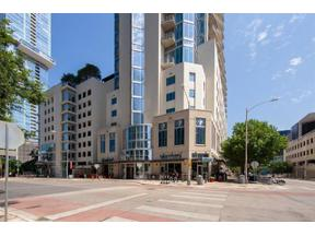 Property for sale at 360  Nueces St  #2801, Austin,  Texas 78701