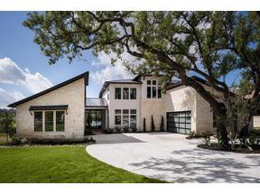 Property for sale at 16118  Clara Van St, Lakeway,  Texas 78734