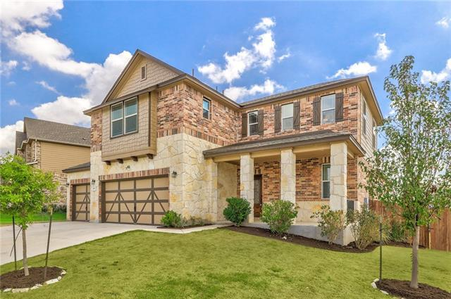 Photo of home for sale at 267 Telluride DR, Georgetown TX