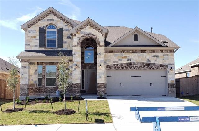 Photo of home for sale at 3337 Pauling Loop, Round Rock TX