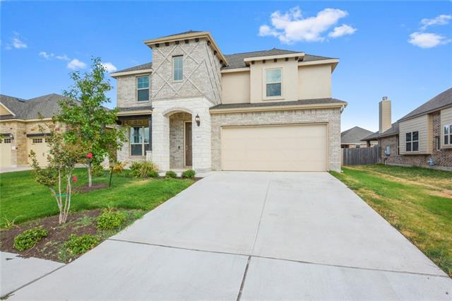 Photo of home for sale at 2113 Maplewood DR, Leander TX