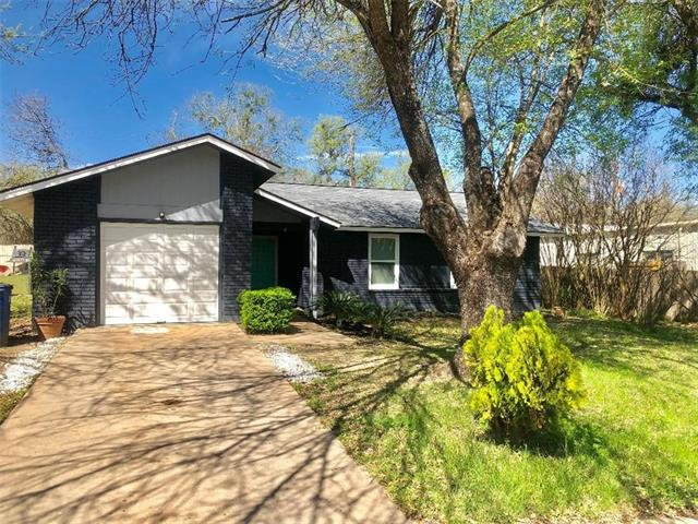 Photo of home for sale at 6600 Sandshof DR, Austin TX