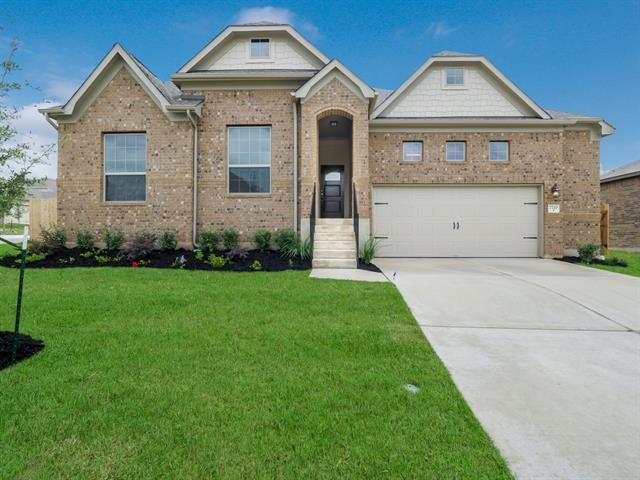 Photo of home for sale at 7720 Arezzo DR, Round Rock TX