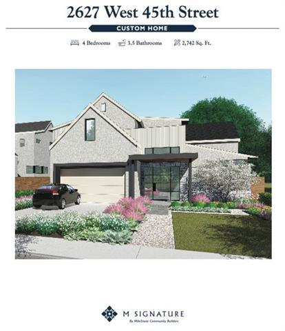 Photo of home for sale at 2627 45th ST W, Austin TX