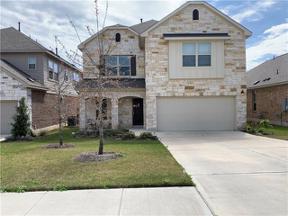 Property for sale at 2705  Auburn Chestnut Ln, Pflugerville,  Texas 78660