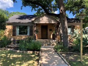 Property for sale at 3105  French Pl, Austin,  Texas 78722