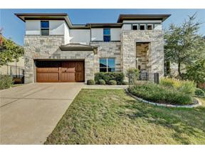 Property for sale at 15717  De Fortuna Dr, Bee Cave,  Texas 78738