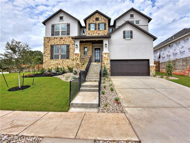 Photo of home for sale at 101 Tanali TRL, Georgetown TX