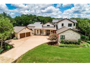 Property for sale at 8400  Calera Dr, Austin,  Texas 78735