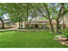 Property for sale at 4838  Trail Crest Cir, Austin,  Texas 78735