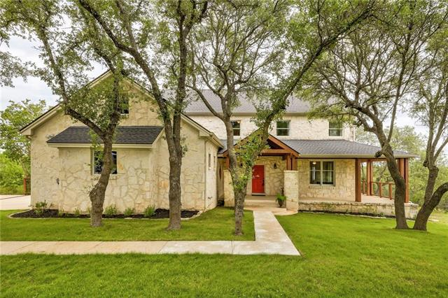 Photo of home for sale at 17938 Turkey Trot TRL, Dripping Springs TX