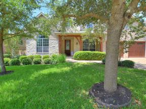 Property for sale at 2829  Cool River Loop, Round Rock,  Texas 78665