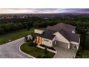 Property for sale at 1900  Cades Spirit Bnd, Austin,  Texas 78738