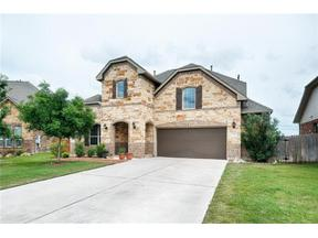 Property for sale at 17809  Turning Stream Ln, Pflugerville,  Texas 78660