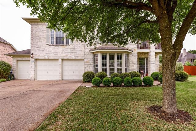 Photo of home for sale at 3023 Hidden Bluff CV, Round Rock TX