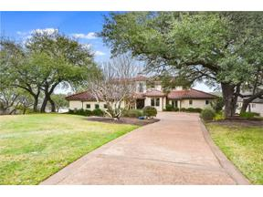 Property for sale at 27512  Waterfall Hill Pkwy, Spicewood,  Texas 78669