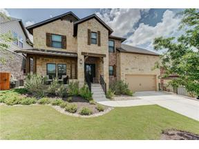 Property for sale at 18713  Laramie Well Cove, Austin,  Texas 78738