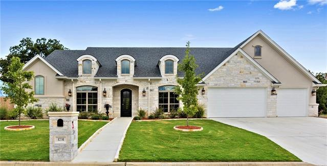Photo of home for sale at 1731 Deerfield DR, Temple TX