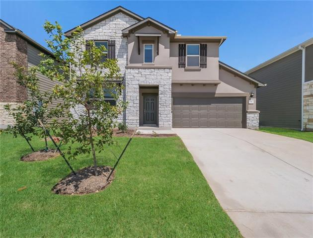 Photo of home for sale at 216 MAGNA LANE, Liberty Hill TX