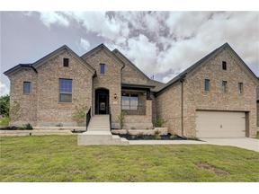 Property for sale at 137  LAKE SPRING Cir, Georgetown,  Texas 78633