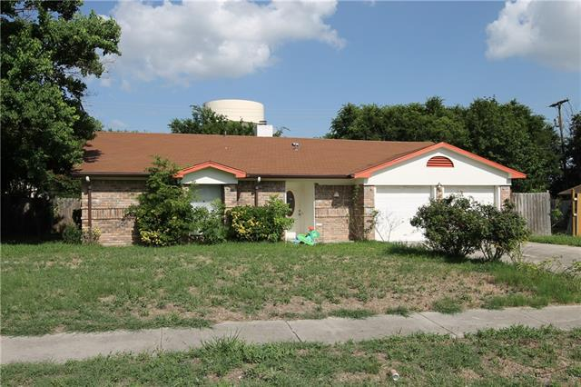 Photo of home for sale at 1704 Shoemaker DR, Killeen TX