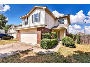 Property for sale at 1428  Fort Lloyd Pl, Round Rock,  Texas 78665