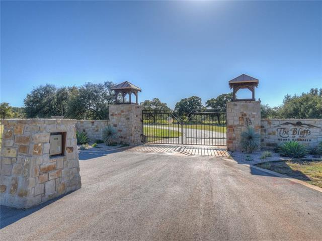 Photo of home for sale at 18 Commanche RDG, Round Mountain TX