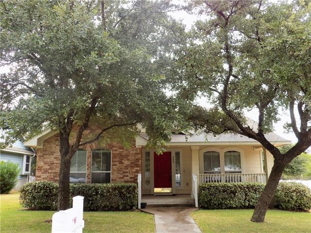 Photo of home for sale at 308 Bandstand LN, Cedar Park TX