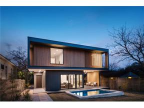 Property for sale at 808 W Live Oak St, Austin,  Texas 78704