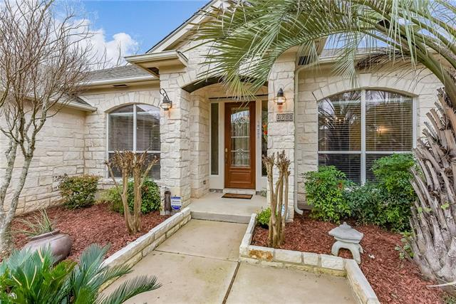 Photo of home for sale at 3700 Laurel Bay LOOP, Round Rock TX