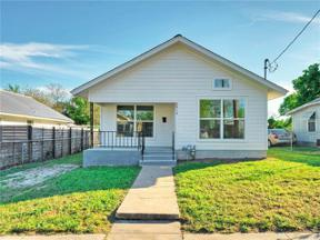Property for sale at 2013  Tillotson Ave, Austin,  Texas 78702
