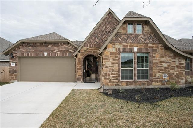 Photo of home for sale at 204 Elm Green CV, Hutto TX