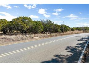 Property for sale at TBD Pedernales Canyon Trail, Spicewood,  Texas 78669