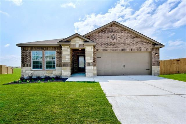 Photo of home for sale at 13708 Henry A. Wallace LN, Manor TX