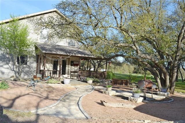 Photo of home for sale at 16611 Abbott Springs LN, Florence TX