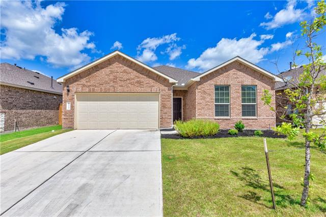 Photo of home for sale at 19704 Cherubini TRL, Pflugerville TX