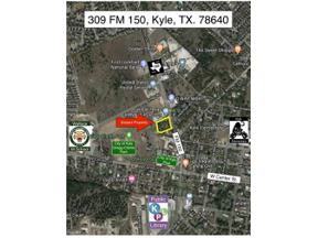 Property for sale at 309 FM 150, Kyle,  Texas 78640