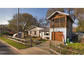 Property for sale at 1600  Garner Ave, Austin,  Texas 78704