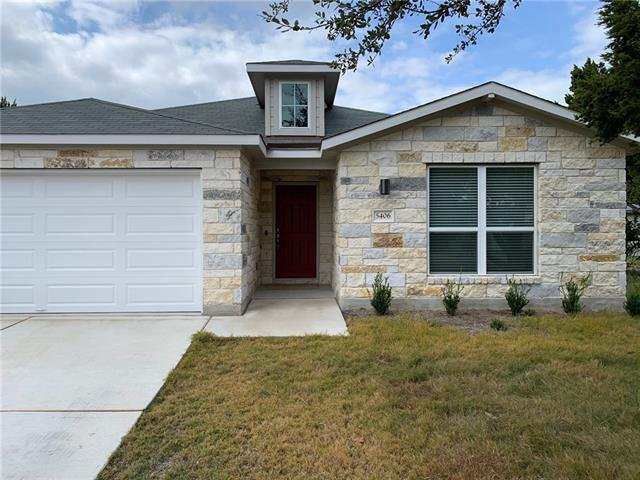 Photo of home for sale at 5406 Thunderbird ST, Lago Vista TX
