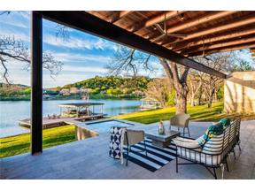 Property for sale at 2906  EDGEWATER Dr, Austin,  Texas 78733