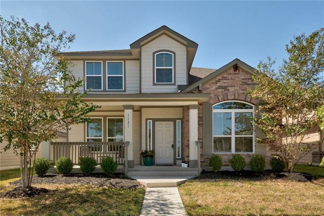 Photo of home for sale at 1121 Bryce Canyon DR, Pflugerville TX