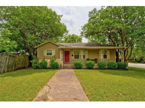 Property for sale at 2407  HANCOCK Dr, Austin,  Texas 78756
